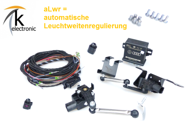 AUDI Q5 8R automatische Leuchtweitenregulierung aLwr Nachrüstpaket