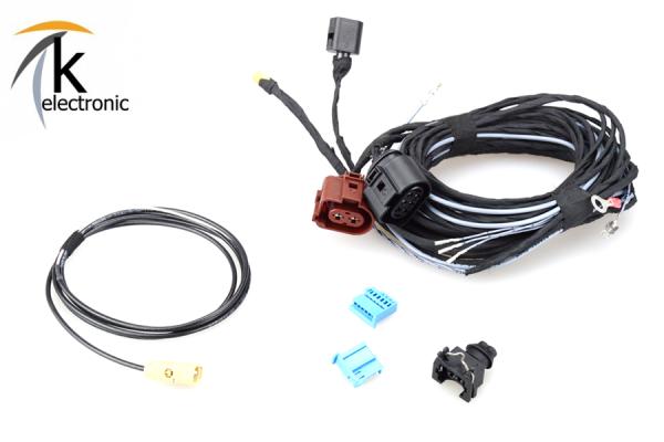 AUDI Q5 8R Standheizung Original Kabelsatz