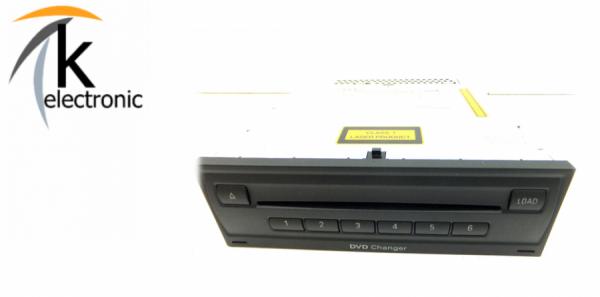 AUDI A7 4G DVD-Wechsler Nachrüstpaket