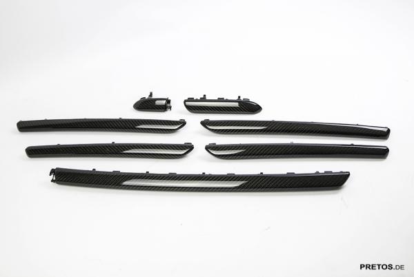 Audi S3 Sportback / Limousine Carbon Dekorsatz Innenraum