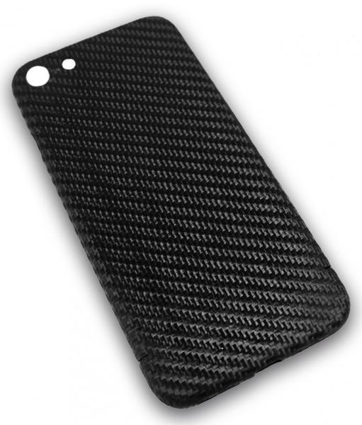 Echt-Carbon Cover für iPhone 7