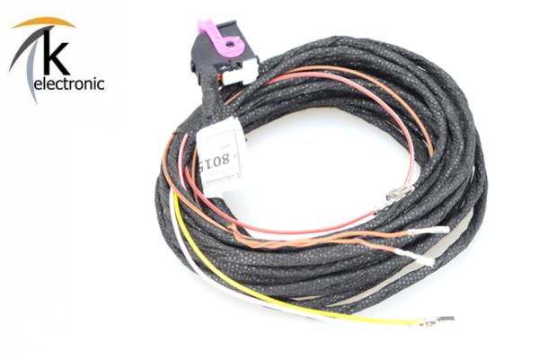 AUDI A7 4G Front- / Umfeldkamera Kabelsatz Steuergerät