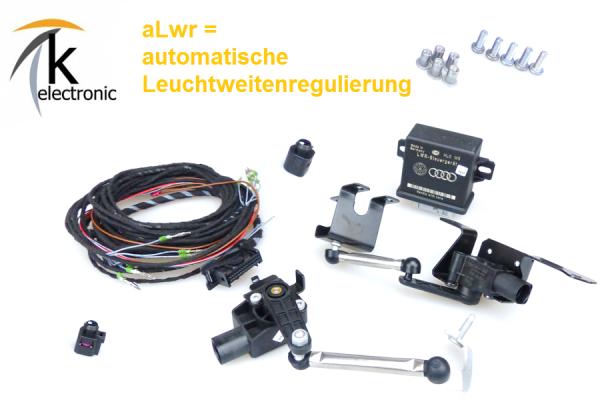 AUDI TT 8J automatische Leuchtweitenregulierung aLwr Nachrüstpaket