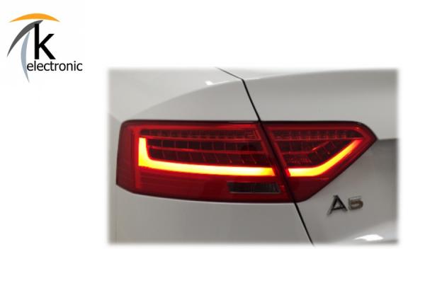 AUDI A5 8T 8F Facelift LED-Rückleuchten / Heckleuchten Nachrüstpaket
