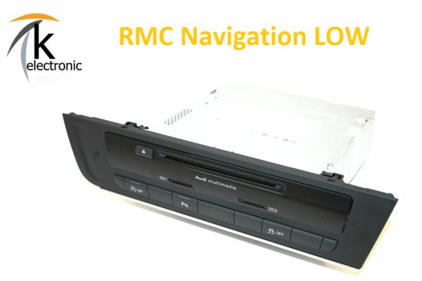 AUDI A7 4G Radio -> MMI Navigation LOW Nachrüstpaket