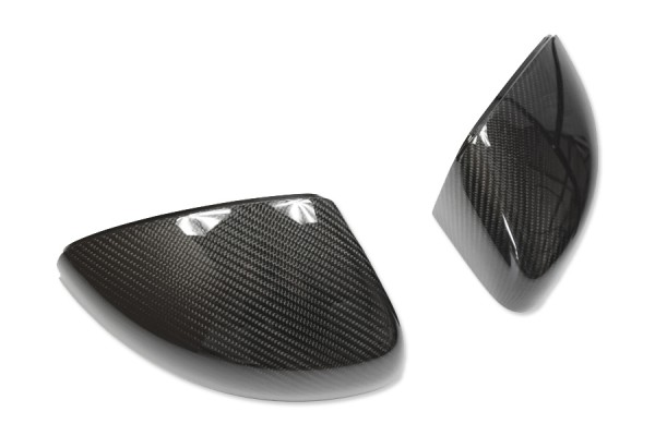 Audi A1/S1 Carbon Spiegelkappen Set