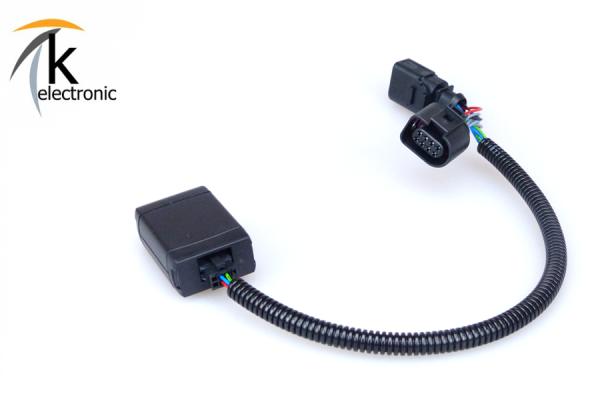 AUDI A3 8V MotorSoundPlus Zusatzelektronik / Bluetooth BLE