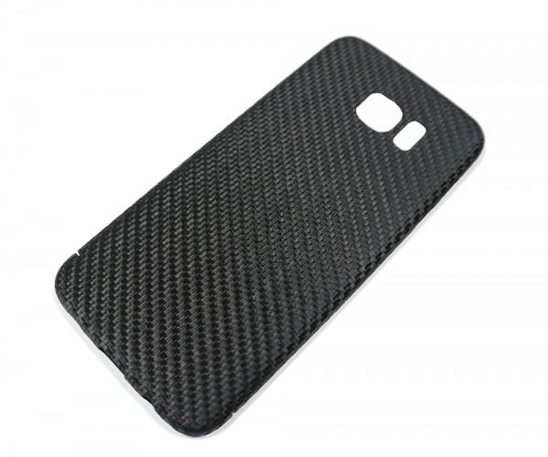 Echt-Carbon Cover für Samsung Galaxy S7