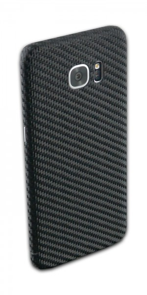 Echt-Carbon Cover für Samsung Galaxy S7 EDGE