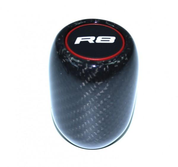 Audi R8 Carbon Schaltknauf für R-Tronic Schaltung