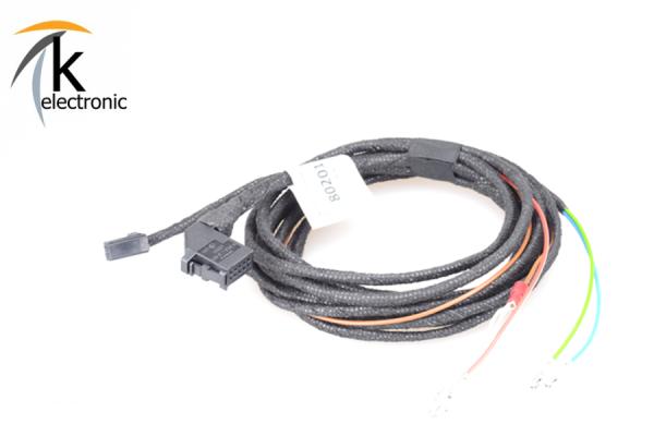 AUDI Q5 8R Frontfahrkamera lane assist Kabelsatz