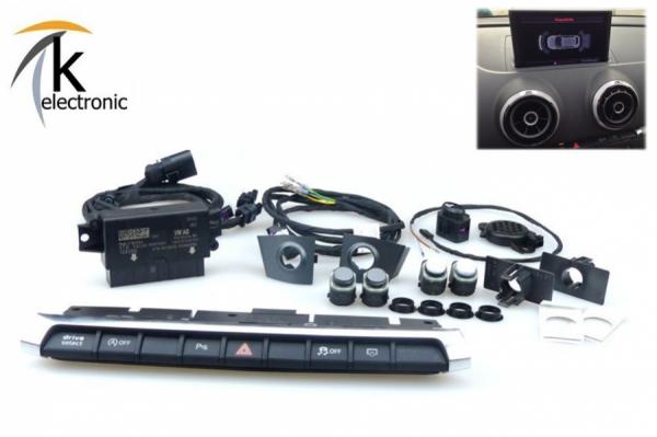 AUDI A3 8V Einparkhilfe APS+ Front / PDC vorne Nachrüstpaket