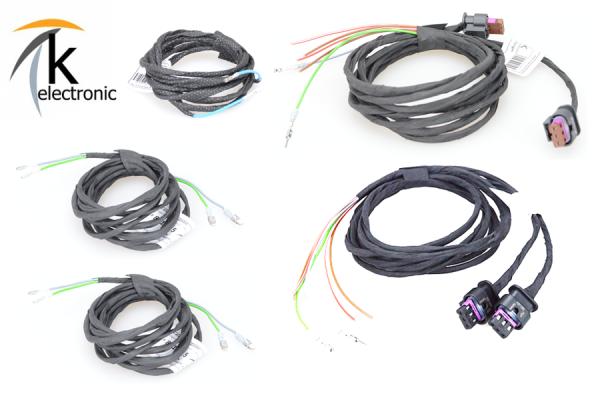 AUDI A3 8V Parklenkassistent PLA Kabelsatz
