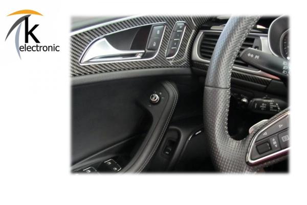 AUDI RS7 4G Türgriff beleuchtet Nachrüstpaket