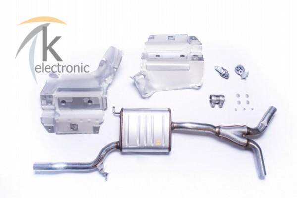 AUDI A4 8K B8 / A5 8T 8F motor sound package / 2.0TDI Nachrüstpaket