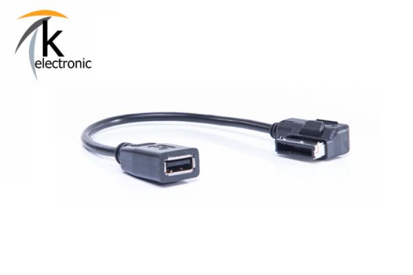 USB > AUDI/VW Anschlussadapter für AMI/MDI