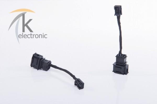 AUDI Q5 8R LED Heckleuchten / Rückleuchten Facelift Adapter