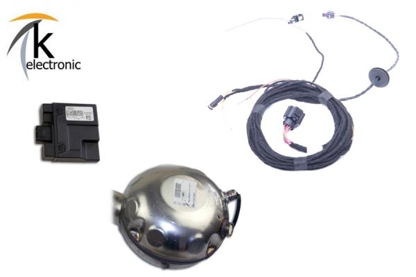 AUDI A3 8V motor sound package 1.4TFSI 1.6TDI 2.0TDI Nachrüstpaket