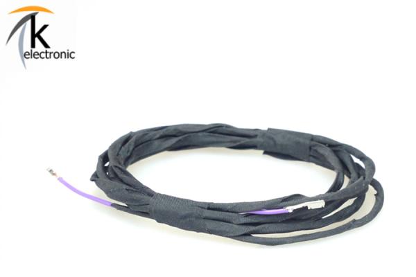 AUDI Q3 8U Geschwindigkeitsregelanlage / GRA Kabelsatz