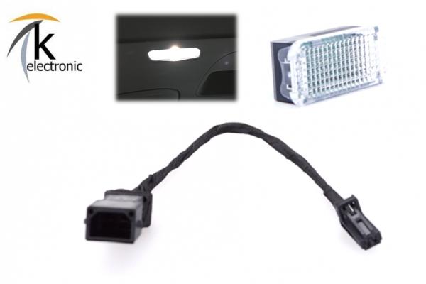 AUDI Q3 8U Kofferraumbeleuchtung Halogen -> LED-Umbaupaket