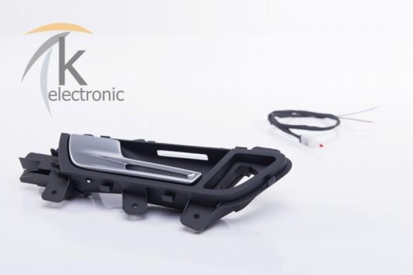 AUDI A4 8K B8 beleuchtete Türgriffe / RS4 Nachrüstpaket