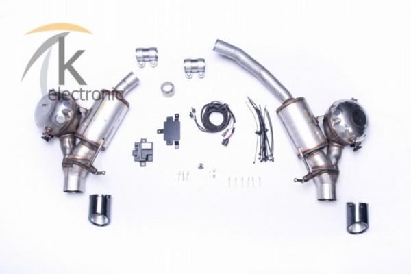 AUDI A4 8K B8 / A5 8T 8F motor sound package / 2.7TDI 3.0TDI Nachrüstpaket