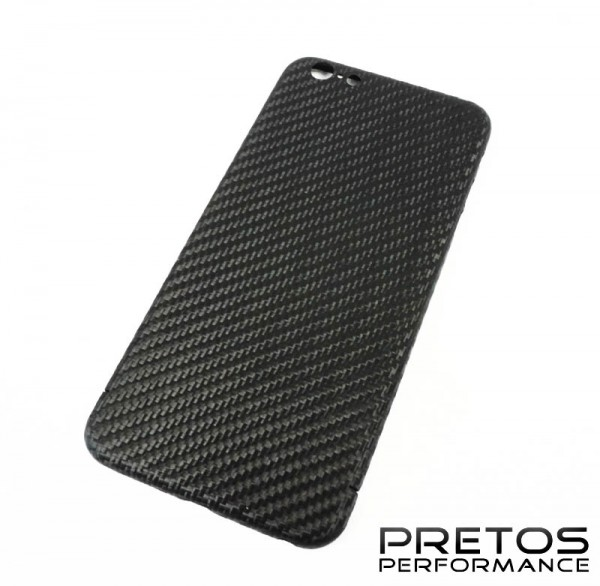 Echt-Carbon Cover für iPhone 6