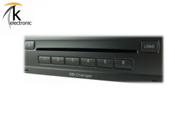 AUDI A7 4G CD-Wechsler MMI3G/3G+ Nachrüstpaket