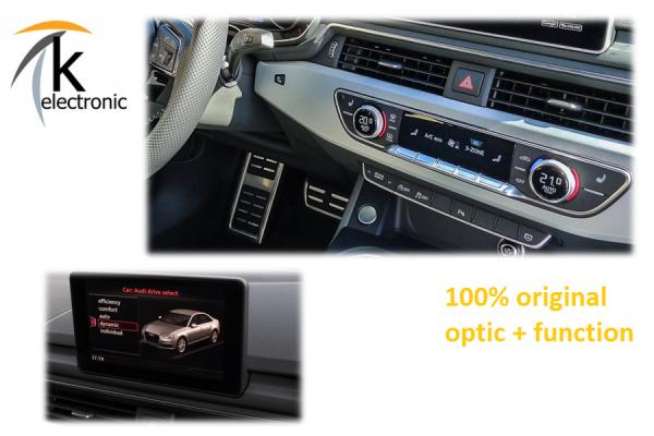 AUDI A5 F3 B9 Drive Select / Charisma Nachrüstpaket