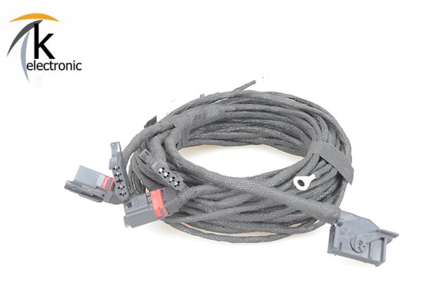 AUDI Q3 8U elektrische Heckklappe / Kofferraum Kabelsatz