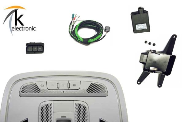 AUDI A7 4G Home Link Garagentoröffner Nachrüstpaket