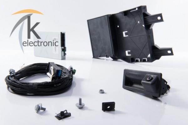 AUDI A4 8K B8 Rückfahrkamera Nachrüstpaket MMI3G/3G+