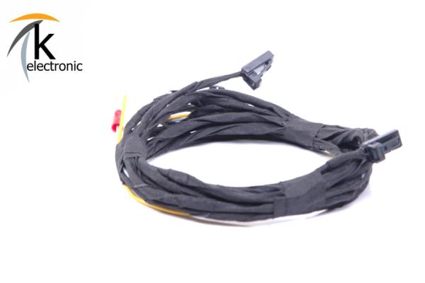 AUDI Q3 8U LED - Fußraumbeleuchtung Front vorne Kabelsatz
