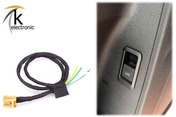 AUDI Q3 F3 Taster elektrische Heckklappe Fahrertüre Nachrüstpaket