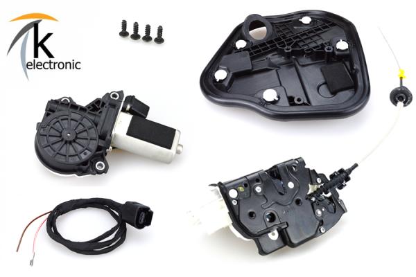 AUDI A6 4G Soft Close Komfortschließen Nachrüstpaket