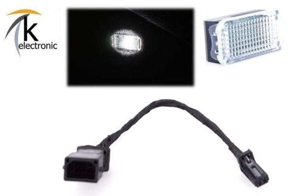 AUDI R8 I 42 43 Kofferraumbeleuchtung Halogen - LED-Umbaupaket