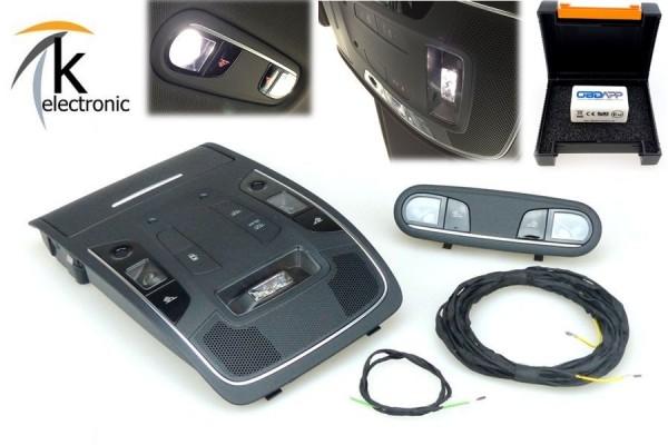 AUDI A7 4G LED-Innenraumbeleuchtung Leseleuchte Nachrüstpaket
