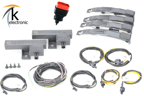 AUDI A7 4G Keyless Go / Entry Nachrüstpaket Kessy Komfortschlüssel