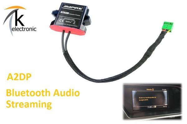 AUDI Q7 4L Musik über Bluetooth streamen für MMI3G 3G+ Nachrüstpaket