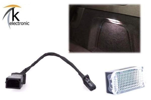 AUDI Q7 4L Kofferraumbeleuchtung Halogen - LED-Umbaupaket