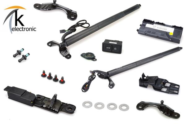 AUDI Q3 8U elektrische Heckklappe Kofferraum automatisch Nachrüstpaket