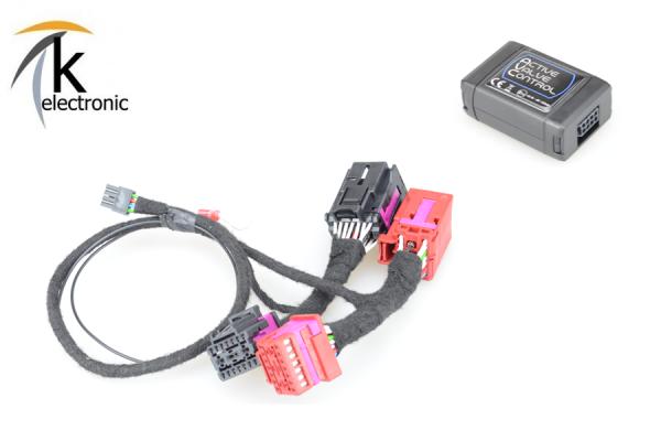 AUDI TTRS 8S Auspuff-/Abgas- Klappensteuerung per drive select AVC