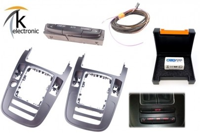 AUDI Q5 8R Drive Select Nachrüstpaket RADIO Vor-Facelift