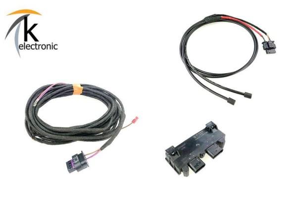 AUDI A4 B9 8W sensorgesteuerte Heckklappenöffnung Gestenöffnung Nachrüstpaket