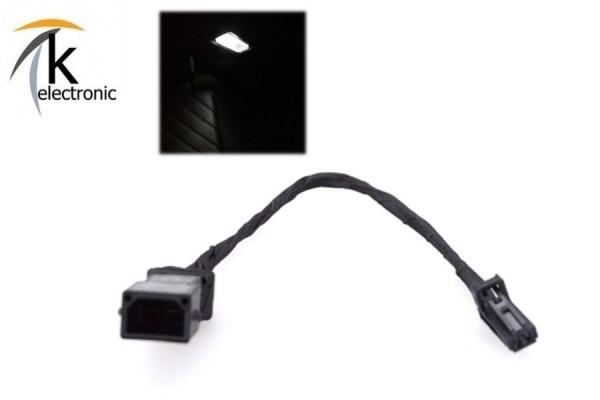 AUDI LED-Umbausatz Umbaupaket Halogen großer Stecker - LED kleiner Stecker