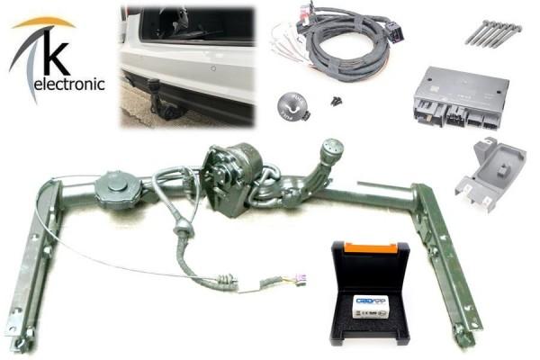 AUDI A7 4G schwenkbare Anhängerkupplung Komplettpaket