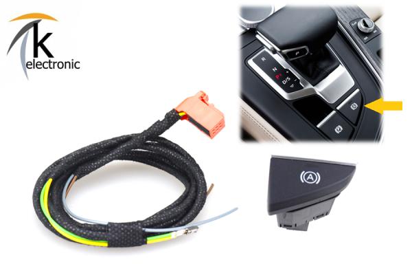 AUDI A5 F5 B9 Hill Hold / Berganfahrassistent / Auto Hold für Automatikgetriebe Nachrüstpaket