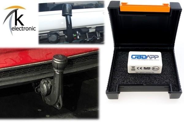 AUDI A8 4N Anhängerkupplung Freischalten Codieren steckbar/schwenkbar mit Anleitung