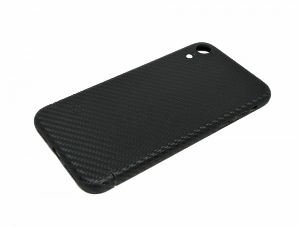 Echt-Carbon Cover für iPhone XR