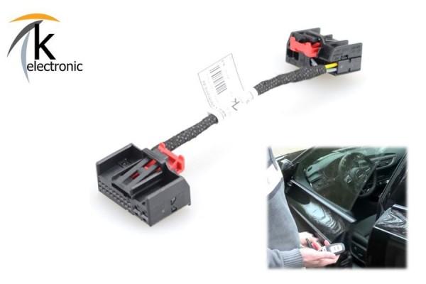 AUDI A5 F5 Keyless Entry Rückrüst Deaktivier Adapter - Diebstahlschutz für Komfortschlüssel Kessy